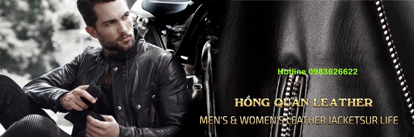 Áo da thật nam uy tín tại Hà Nội